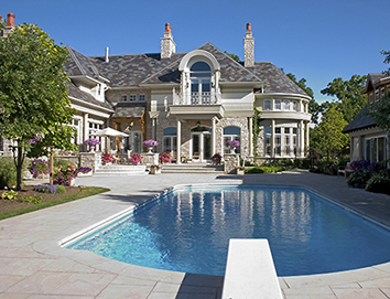 Luxury Inground Pools
